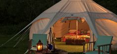 Daisy at Munday's Meadow   Tent in Gloucestershire   Canopy & Stars