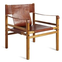 French Modernist Armchair | European Seating Arm Chair | Wisteria