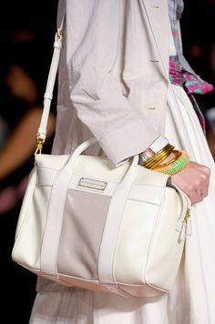 #Marc by Marc Jacobs Spring 2013 #Handbags #Details