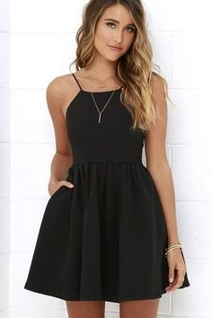 Party Dresses for teens Backless Homecoming Dresses, Hoco Dresses, Pretty Dresses, Evening Dresses, Casual Dresses, Fashion Dresses, Clubbing Dresses, Casual Outfits, Fiesta Outfit