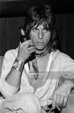 Photo of Jeff BECK