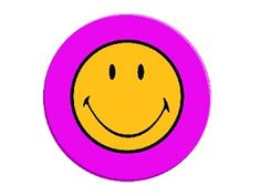 Keep smiling talíř
