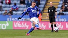 Young Fox, Jamie Vardy, Club International, Premier League Table, King Power, First Tv, Everton, One Team, Leicester