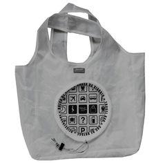 Skladacia taška Travel, sivá   Bonami