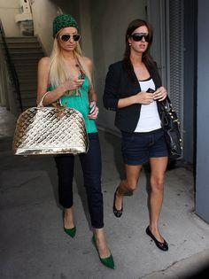 Paris & Nicky Hilton, Beverly Hills 09.01.07