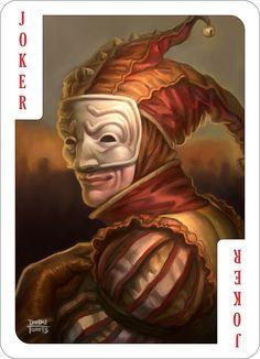First Joker by d-torres.deviantart.com on @deviantART