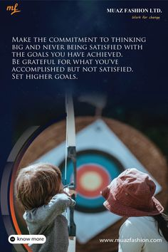 Make the commitment to thinking big and never being satisfied with the goals you have achieved. Be grateful for what you've accomplished but not satisfied. Set higher goals. #MuazFashion For inquary, you may contact with us- 📞 +88 01714 137099 ✉️ info@muazfashion.com 🌐 www.muazfashion.com #committed #staycommitted #imcommitted #stayingcommitted #qualitycommitted #goals #committed #staycommitted #imcommitted #stayingcommitted #qualitycommittedtoyou #goals #commitment #hardwork #dedication… Garments Business, Not Satisfied, Think Big, Work Hard, Grateful, Goals, How To Make, Working Hard