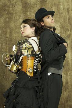 couples costume idea
