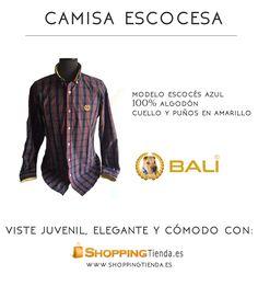 Ya llego el otoño y aún no tienes tu camisa BALI STYLE, entra en http://www.shoppingtienda.es/67291-ropa #otoño #camisa #bali #ropa #comodidad y #elegancia www.shoppingtienda.es #style