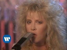"Fleetwood Mac - Seven Wonders (Live Video) - this Stevie Nicks gem is from the 1987 album ""Tango in the Night"""