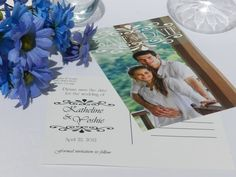 Hey, I found this really awesome Etsy listing at https://www.etsy.com/listing/89449902/elegant-calligraphy-photo-save-the-date