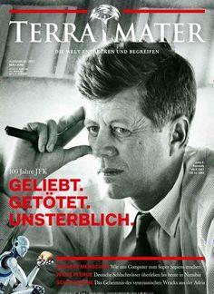 🇺🇸 100 Jahre #JFK - Geliebt. Getötet. #Unsterblich.  Jetzt in Terra Mater:  #Kennedy #USPräsident