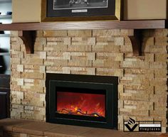 This unit makes for an easy installation with great results. You can enjoy up to 500 sq.ft heating capacity in a medium sized fireplace insert. Equipped with an easy-to-use remote control and LED lighting, the 40EI is sure to be a beautiful focal point in your space. Included options are a fireplace logset and 3 glass mediums. Additional options are your choice of faceplates for even more customization.