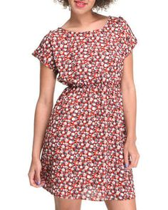 Buy Ronnie Printed Dress Women's Dresses from Basic Essentials. Find Basic Essentials fashions & more at DrJays.com