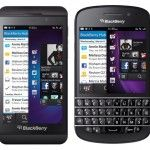 Blackberry q10 coming soon