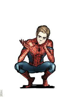 Spiderman unmasked