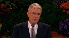 """Christlike Attributes—the Wind beneath Our Wings"" by Elder Dieter F. Uchtdorf (October 2005 LDS General Conference)"