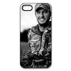 Simple Joy Phone Case, Luke Bryan Hard Plastic Back Cover Case for iphone 5, 5S @Allie Paul