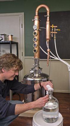 home distillery -