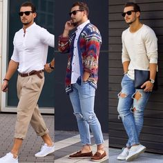 """""""1⃣2⃣or3⃣❓ make sure you follow @itboy_ for the best male fashion daily """""""