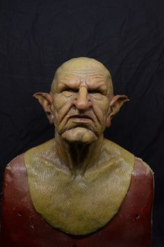 The Goblin Silicone mask