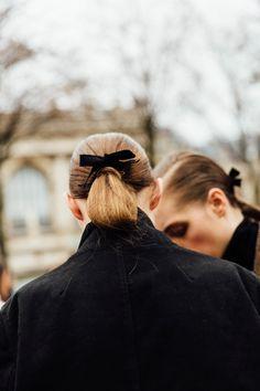 Street style Paris Fashion Week, marzo 2017 © Icíar J. Carrasco