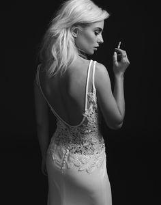 Rime Arodaky Blush dress Back
