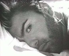George Michael..I truly held on thinking that he was straight. LOL!! Looking back, I was delusional. Some one is a lucky guy!!