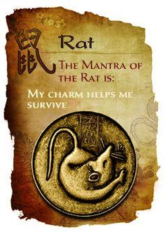 Rat: Rat Zodiac Personality
