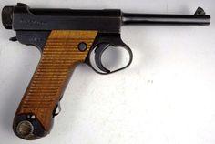 Japanese Type 14 Nambu Pistol 19.4 date