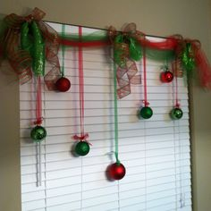 how i decorated my bay window during the holidays easy holiday decorations decorating for