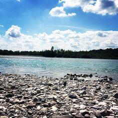 #ShareIG my peace'place #italy #italia #fvg #friuli #tagliamento #home #sky #river #summer #dope