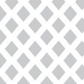 Grey Diamond by createstyledecorate, click to purchase fabric