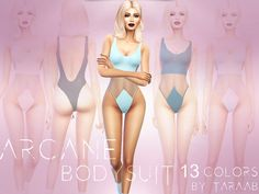 taraab's Arcane Bodysuit