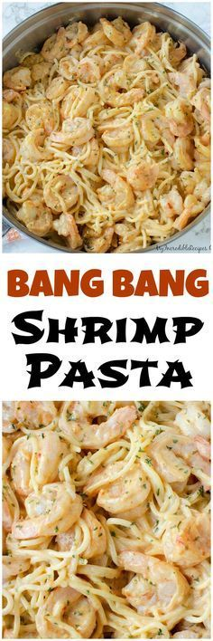Bang Bang Shrimp Pas