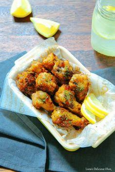 소스 묻은 손가락까지 먹을뻔한 정말 맛있는 닭봉조림~ 허니버터치킨 만들기 by 루나의 맛있는 오...