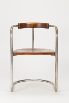 Bauhaus Steel Tube Cantilever Chair 30s, Designer and Manufacturer Anonymous - sold by Okay Art