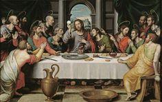 La Última Cena de Juan de Juanes