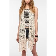 crochet vest - Google Search