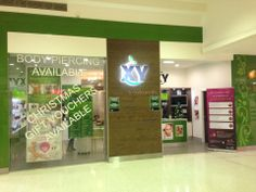 The 5th salon from XY Body Treatments… drop in to the forum to check out latest salon and meet the fantastic staff!