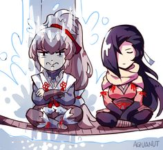 Fire Emblem Fates- Takumi and Kagero XD