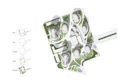 Bratislava Culenova New City Centre - Architecture - Zaha Hadid Architects