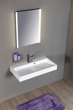 Umyvadla z litého mramoru ORINOKO a AMUR se stávají stále oblíbenějším výrobkem. Výhodou řady umyvadel ORINOKO oproti podobným výrobkům je možnost zavěšení na stěnu bez použití podpěrných konzolí. Mimo zavěšení na stěnu je lze postavit na skleněnou, kamennou nebo dřevěnou desku, na výklenek obložený obklady či mozaikou.
