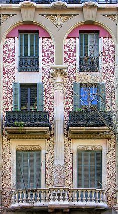 Casa Tomàs Roger, Barcelona  Catalonia