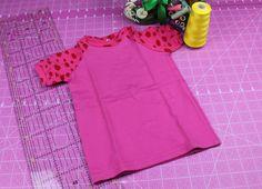 """T-Shirt """"Wölkchen"""" Größe 86 von Lelo Designs Berlin auf DaWanda.com"""
