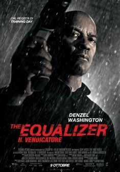 The Equalizer - Il Vendicatore, dal 9 ottobre al cinema.