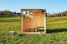 Jointed Cube for Ventura Lambrate Milano 2015