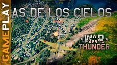 As de los Cielos War Thunder GamePlay Español