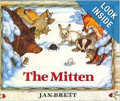 Jan Brett creates a dramatic picture book with the story of Nicki, a young boy who has lost a mitten in the snow and the animals who try to make a home of it. Jan Brett, The Animals, Arctic Animals, Chut Je Lis, Music Games, The Snow, The Reader, Free Epub, Sleepy