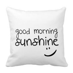 >>>Smart Deals for          Good Morning Sunshine - Funny Throw Pillow           Good Morning Sunshine - Funny Throw Pillow This site is will advise you where to buyHow to          Good Morning Sunshine - Funny Throw Pillow today easy to Shops & Purchase Online - transferred directly secure...Cleck Hot Deals >>> http://www.zazzle.com/good_morning_sunshine_funny_throw_pillow-189101318644564648?rf=238627982471231924&zbar=1&tc=terrest
